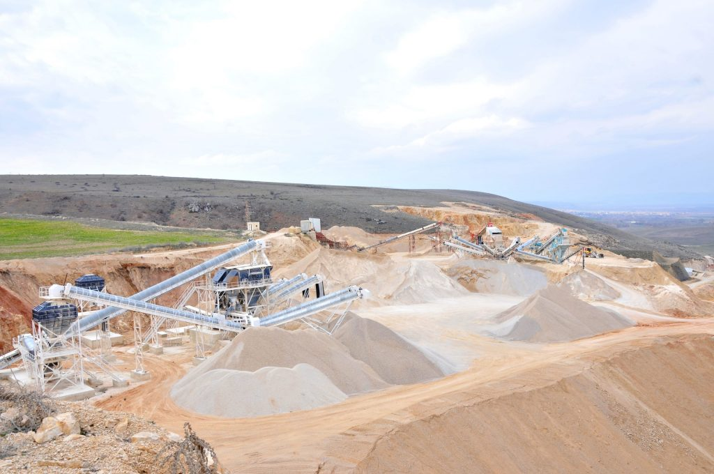 Saygılı Taş Kırma Eleme – Agrega ve Taş Parke Üretim Tesisi